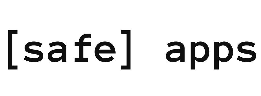 SafeApps community